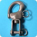 Click to View Snap Shackle Dimensions
